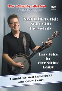 Ned Luberecki DVD cover