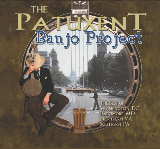 Patuxent Banjo Prject CD Cover