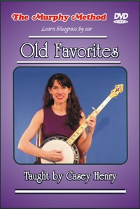 Old Favorites DVD cover